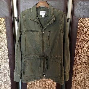Melrose and Market Military Jacket Wore1X Sz S EUC